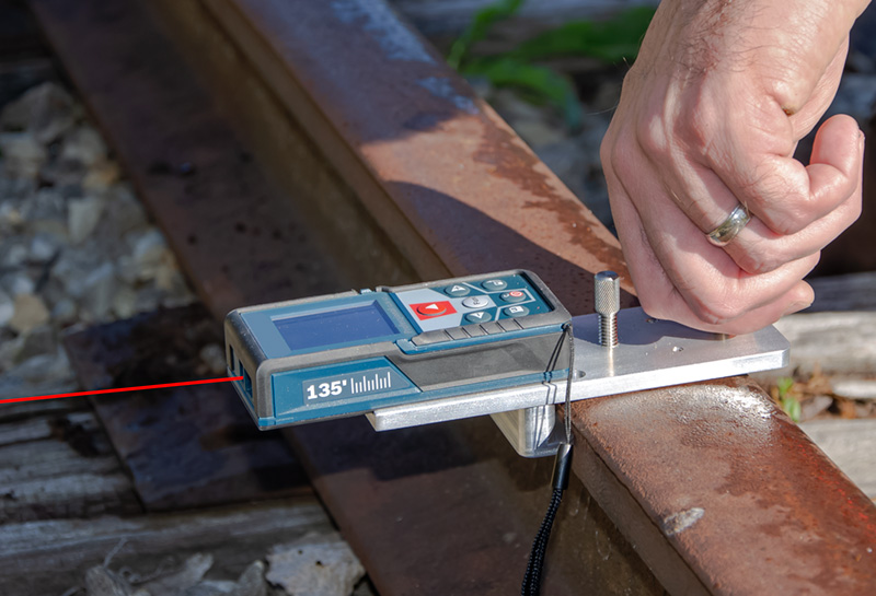 """SPOT-CHECK"" Magnetic Laser Gauge"