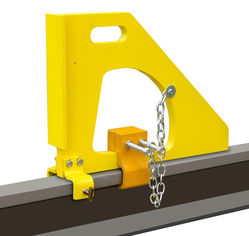 Crane Stop - Bumper Contact - Non-Slide