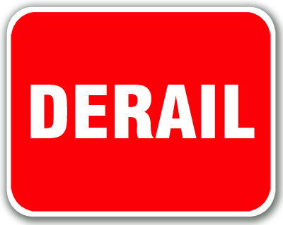Derail (Red)