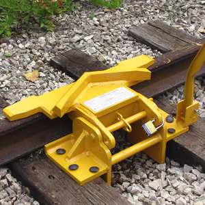 Railroad Wheel Chocks