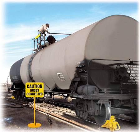 Aldon Tank Car Safety Products