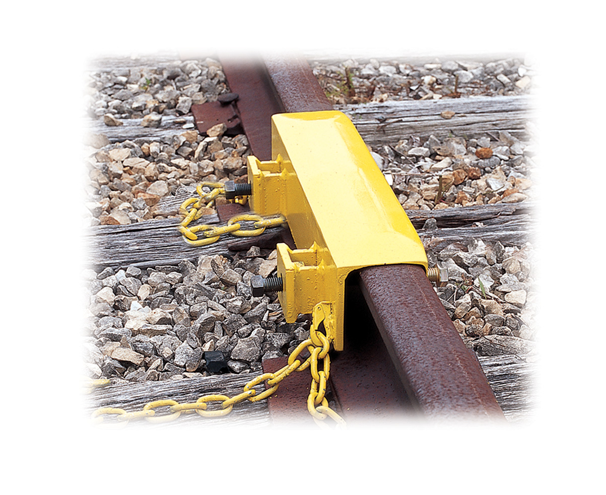 Aldon railroad splint for patching broken rails