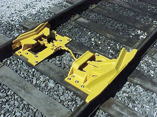 Wheel Shover II derail asst. for 2-way retractable derails
