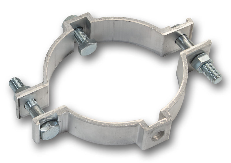 Large Brackets for Crossbuck (pair) crossbuck, cross buck. brackets, brackets for crossbuck