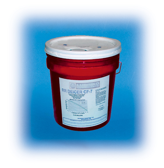 Track De-Icer, 5 gallon can