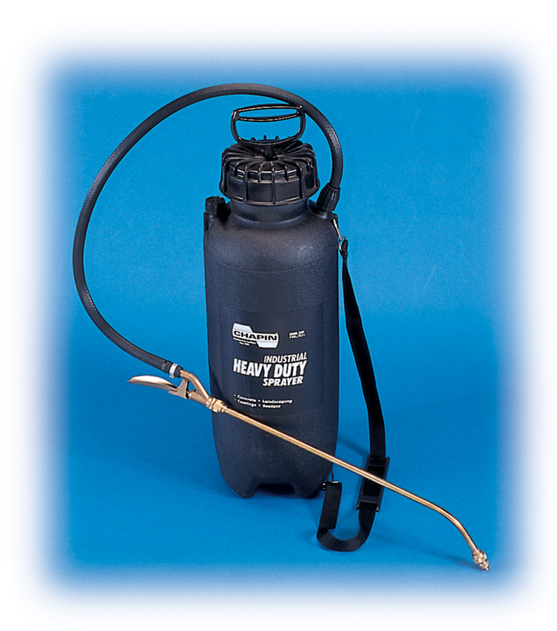 Lubrication Spray Tank